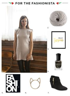 The Knit Picks Gift Guide: For the Fashionista