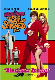Austin Powers The Spy Who Shagged Me