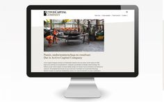 Voor de Active Capital Company heeft Webbureau Quite Easy in samenwerking met Alkemade Printing een nieuwe website ontwikkelt. Het ontwerp lag in handen van Alkemade Printing en alle technishe aspecten lagen bij Webbureau Quite Easy. Meer informatie www.quite-easy.nl/portfolio/active-capital-company