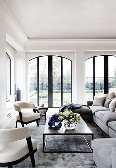1000 Ideas About Elegant Living Room On Pinterest