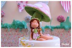 Fiesta de hadas tarta