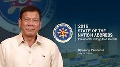 DuterteNation: SONA 2016: PRESIDENT RODRIGO ROA DUTERTE FULL SPEE...