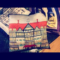 A lavender bag from my favourite shop