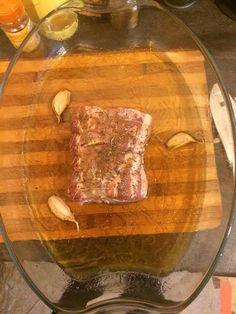 Recette de Rôti de porc tout simple
