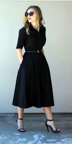 45 Best Casual Dresses for 40 Year Old Women - Casual Dresses - Ideas of Casual . - 45 Best Casual Dresses for 40 Year Old Women – Casual Dresses – Ideas of Casual Dresses - Work Fashion, Modest Fashion, Fashion Dresses, Midi Dresses, Women's Fashion, Fashion Trends, Ladies Fashion, Apostolic Fashion, Modest Clothing