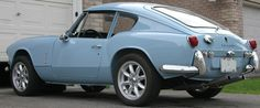 68 Triumph~GT6