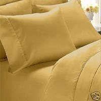 1500 TC Egyptian Cotton Cal King Sheet Set