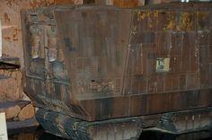 SS Jawa Sand Crawler on Ebay....AGAIN!`