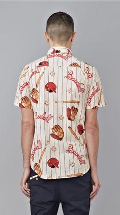 Baseball Frankie #Shirt Short Sleeve