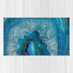 Buy Blue agate marble faux druse crystal quartz gem gemstone geode mineral stone photograph hipster Rug by igalaxy. Worldwide shipping available at Society6.com. Just one of millions of high quality products available.