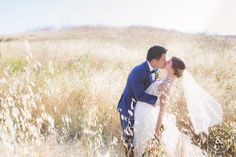 Romantic, dreamy couple portraits.  Bommer Canyon Wedding Inspiration | Photography by Clove and Kin  View More of Alissa & Oliver's classic-yet-rustic wedding here: https://cloveandkin.com/blog/bommer-canyon-wedding-alissa-oliver/