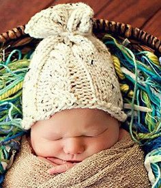 Cute newborn hat