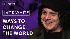 Jack White on immigration, hating mobile phones and his musical influences