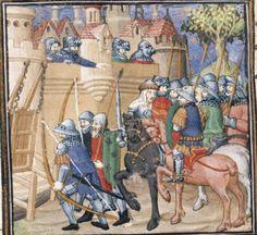 BL Royal 20 B XX Le Livre et le vraye hystoire du bon roy Alixandre