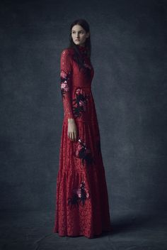 Erdem Pre-Fall 2016 Collection - Vogue