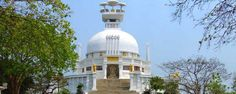 #DhauliGiri #BuddhistTemple is one of the iconic place for the tourists.Know about the ancient history of this place which is so intresting.Then join with us. http://tempotravellerinodisha.com/The-Great-Buddhist-Tour.html