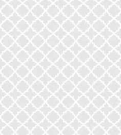 Papel de parede em tons azul claro e detalhes em branco - Geométrico 41