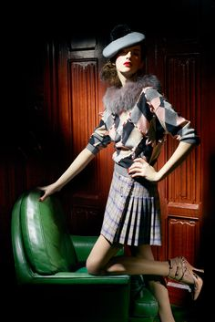 Christian Dior Pre-Fall 2011 - Collection - Gallery - Style.com