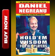 Poker Journal - A Foolproof Plan to Becoming a Professional Poker Player by Daniel Negreanu