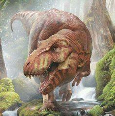 Tyrannosaurus rex (T-rex) Jurassic Park/World 'Rexy'