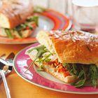 Een heerlijk recept: Turks brood met geitenkaas rucola en pijnboompitten