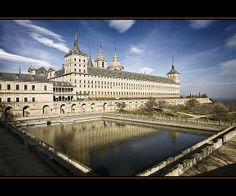 El Escorial Taj Mahal, Louvre, World, Building, Travel, Fotografia, The World, Buildings, Viajes