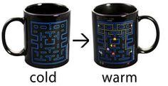 Pacman Wärme-Tasse