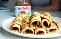 Nutella Crêpes