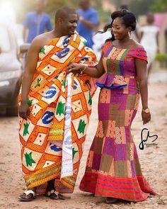 Akan wedding - Ghana