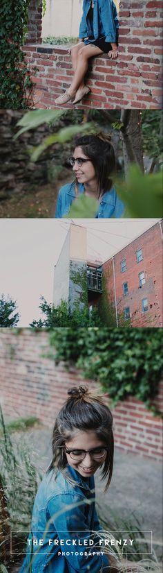 Hipster Art Museum Senior Portraits. Pittsburgh, Pa. The Freckled Frenzy. #SeniorPortraits #ModernPortraits #SeniorPhotos #LifestylePhotography #ModelingPortfolio