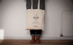 Illustries tote bag free with every book purchase.