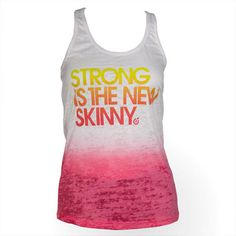 Yes... I want this and so believe this! My muscles are hotter than skin and bones. I need this as inspiration
