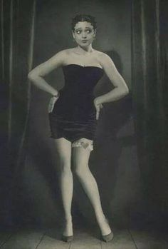 The Original Betty Boop, Esther Jones [aka Baby Esther] was an African American singer and entertainer of the late 1920s.