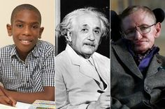 11-year-old Ramarni Wilford has joined Mensa after scoring higher than Stephen Hawking, Bill Gates and Albert Einstein in an IQ test.