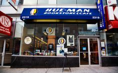 Harlem's Hue-Man Bookstore Closes Its Doors July 31    After 10 incredible years, Hue-Man Bookstore & Cafe has announced it will close its doors on July 31. A premier black bookseller known for its frequent and energetic readings and signings with authors such as Toni Morrison, Nikki Giovanni,  Tayari Jones, Jesmyn Ward, Manning Marable, Erica Kennedy, Rosa Guy, and E. Lynn Harris, Hue-Man Bookstore will be sorely missed in Harlem. It was the largest, most popular black bookstore in the…