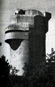 Bunker Archeology / Paul Virilio