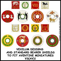 roman cavalry shield - Google Search