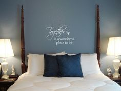 Faith Hope Love Wall Vinyl Quote | Vinyl quotes and Wall vinyl