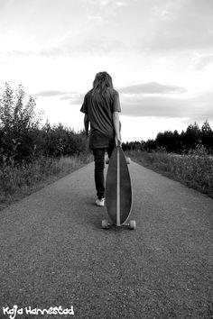 Longboard by KajaViggo