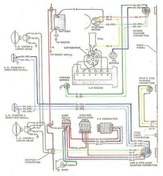 64 chevy c10 wiring diagram | Chevy Truck Wiring Diagram ...