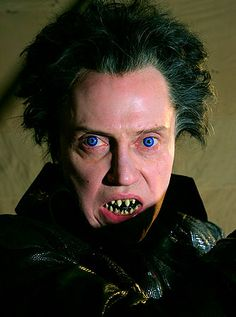 "Sleepy Hollow - Christopher Walken As The Headless Horseman - the extent of his lines in the movie = ""Arrrgh....Arrrgh!!!!"""