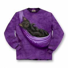 Cats Cradle LS T-Shirt - This is just too cute!!