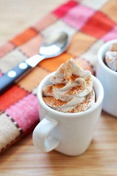 Mexican Chocolate Pots de Creme by @NomNomPaleo (dairy-free)