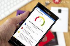 Как следить за активностью приложений с помощью DTEK на BlackBerry Priv   BlackBerry в России