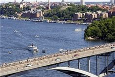 Stockholm Marathon - A must do!