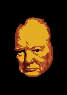 Winston #Churchill