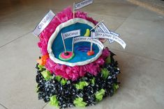 Science Project - Cell Model We used styrofoam ball, large green floral foam ring, squares of tissue paper, modeling clay, toothpicks and paper. 3d Cell Project, Plant Cell Project, Animal Cell Project, Science Projects, School Projects, Projects For Kids, 3d Projects, Project Ideas, School Ideas