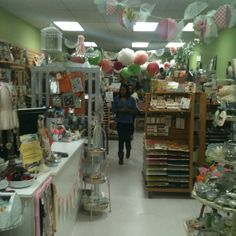Paper Tales in San Diego near Sports Arena...best scrapbooking shop in the world!! Recently expanded, super nice ladies!