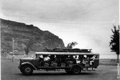 photo de la Réunion des années 60 : Jean Colbe Air France, Ocean House, Black Sand, Island, Beach, Roots, Images, Collage, Memories
