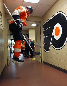 Sight Unseen II: More photos from 2011-12 - Philadelphia Flyers - News##